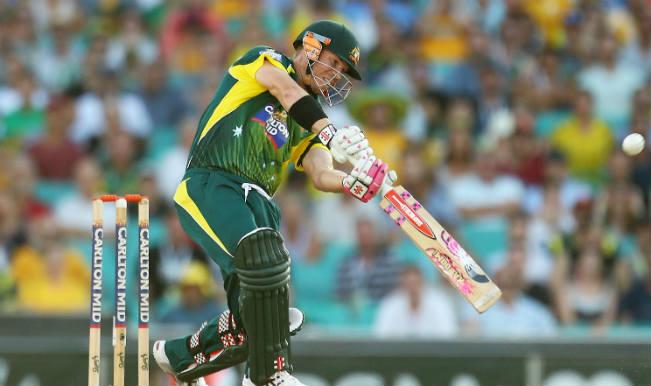 Live Cricket Score Updates Australia vs England, 1st ODI of Tri-Series at Sydney: Australia win by 3 wickets, secure bonus point
