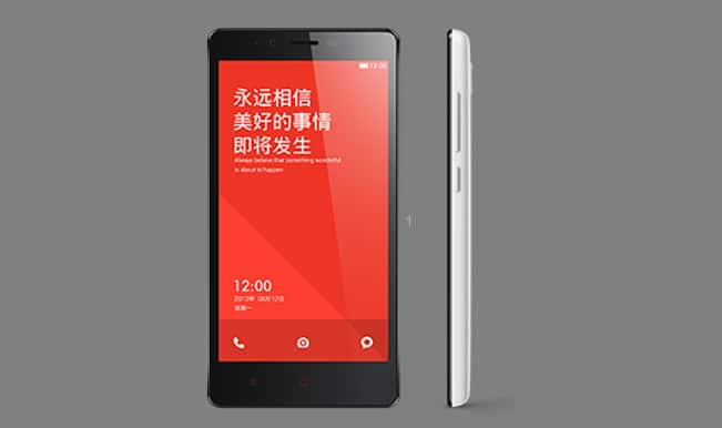 Xiaomi to launch Mi4 in India on Jan 28
