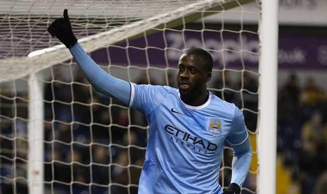 Ivory Coast star Yaya Toure declared African Player of the Year