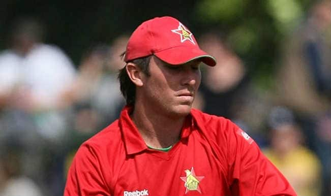 Brendan Taylor OUT! Zimbabwe vs United Arab Emirates, ICC Cricket World Cup 2015 – Watch Full Video Highlights of the wicket
