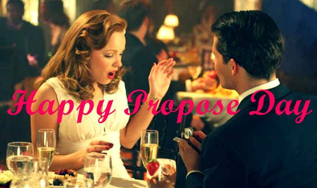 Happy Propose Day: Best 10 Valentine's Week 2015 romantic SMS, WhatsApp and Facebook messages to send to your special someone