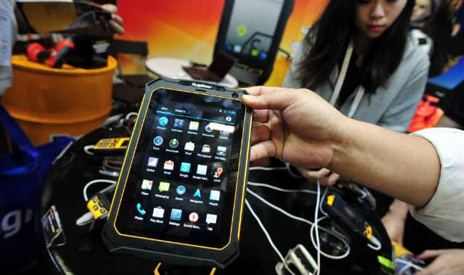 Tablet shipments fell by 12 percent worldwide in Q4 2014 recording first ever decline