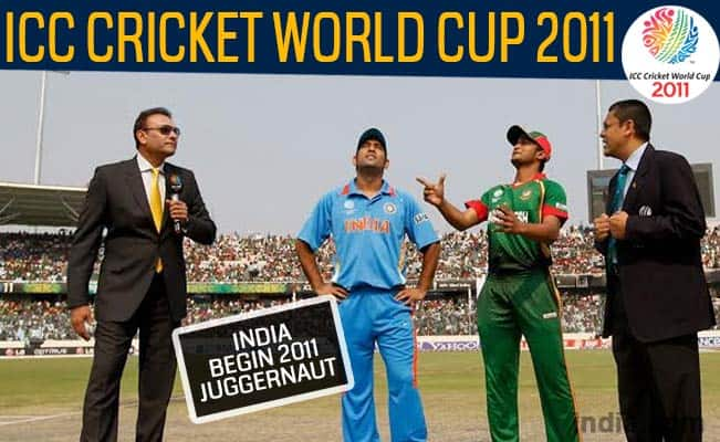 ICC Cricket World Cup 2011: MS Dhoni's India begin their juggernaut against Bangladesh in revenge match