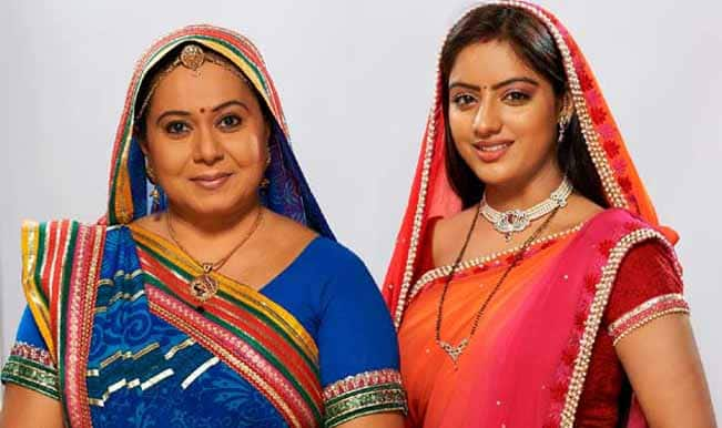 Diya Aur Baati Hum: Bhabho, Sandhya and Sooraj live in a future world for Emily