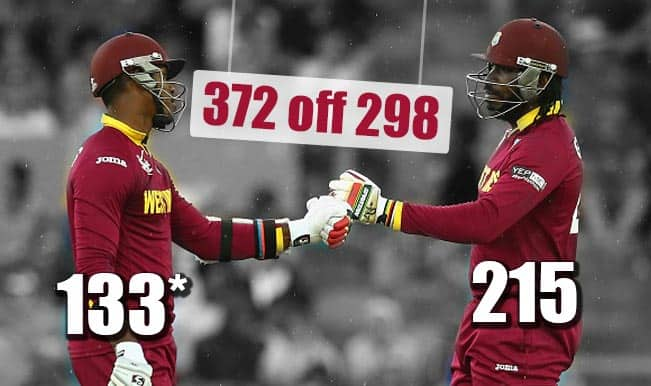 Cricket Records: List of all records made and broken during West Indies vs Zimbabwe 2015 Cricket World Cup match