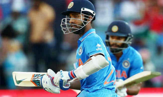 India vs Afghanistan, ICC World Cup 2015 warm-up match 7: IND wins toss, elect to bat against AFG