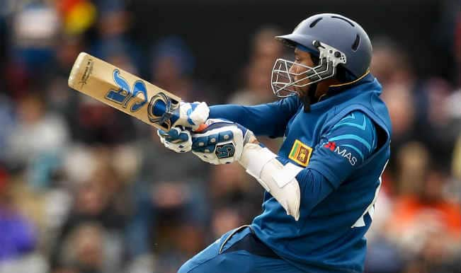 Tillakaratne Dilshan OUT! Sri Lanka vs Afghanistan, ICC Cricket World Cup 2015 – Watch Full Video Highlights of the wicket