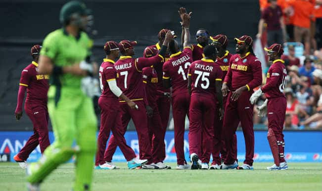 Pakistan struggle against West Indies: Watch Full Video highlights of 5 wickets in PAK vs WI Cricket World Cup 2015 match