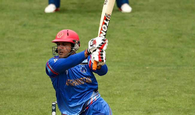 Mohammad Nabi OUT! Sri Lanka vs Afghanistan, ICC Cricket World Cup 2015 – Watch Full Video Highlights of the wicket