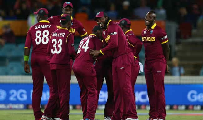 Chris Gayle double hundred sets up emphatic WI win over ZIM