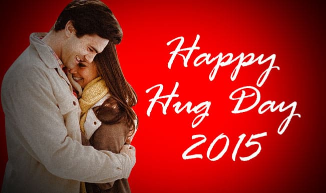 Happy Hug Day 2015: Give your special someone a big hug!