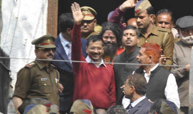Arvind Kejriwal holds first janta darbar after becoming Delhi Chief Minister