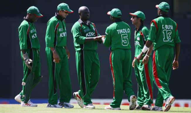 Kenya's absence in ICC Cricket World Cup 2015 highlighted | India.com