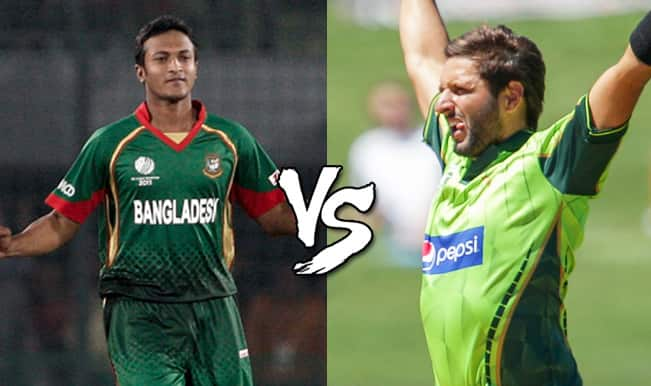 Pakistan vs Bangladesh, ICC World Cup 2015 Warm-up Match 5: 3 key battles to watch out for