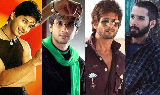 Shahid Kapoor, happy birthday: From chocolate boy to powerhouse of talent—Which one is your favourite role?