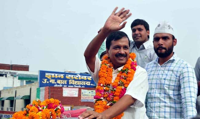 Delhi Assembly Election Results 2015 Live News Update: AAP win pushes up broom price!