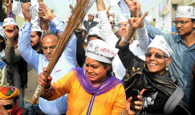 दिल्ली विधानसभा पहुंचेंगी सिर्फ 6 महिलाएं