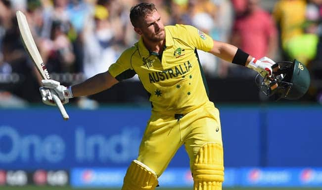 Australia vs Zimbabwe 3rd T20I Triangular Series: Aaron Finch Scores 2nd T20I Century And The Records That Tumbled