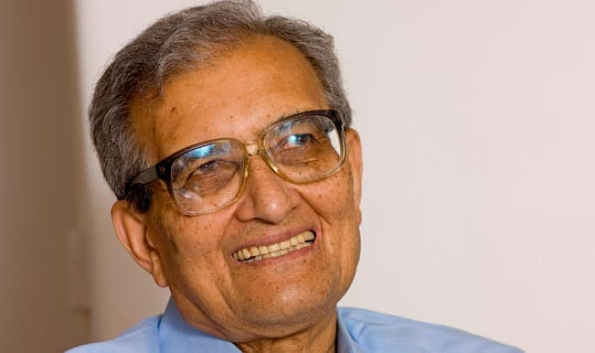 amartya sen indian econmist Amartya kumar sen (pronounced /'ɔmort:o 'ʃen/, born 3 november 1933) is an indian economist and philosopher, who since 1972 has taught and worked in the united.