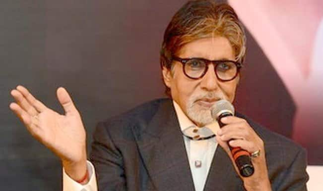 ICC Cricket World Cup 2015 India-Pakistan match: Amitabh Bachchan will be the commentator!
