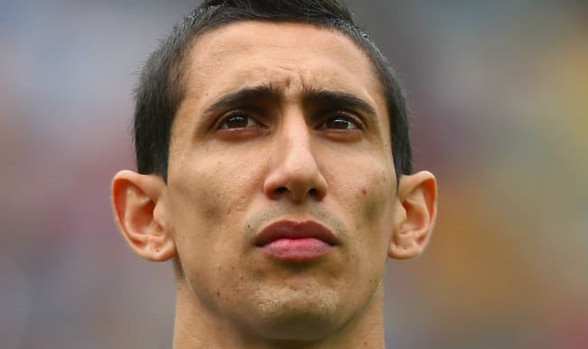 Angel Di Maria accepts 4-year deal with PSG - India.com on