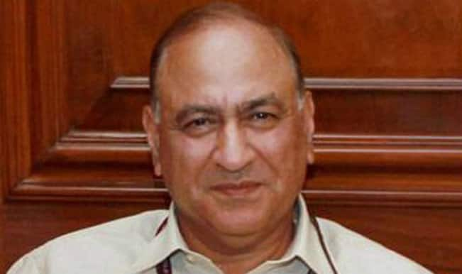 Home Secretary Anil Goswami sacked for role in Matang Sinh arrest