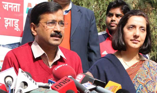 Names listed over black money same as AAP had revealed, party stands vindicated: Arvind Kejriwal