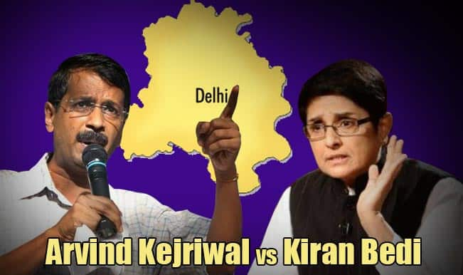 Delhi Assembly Elections Exit Poll Results 2015: AAP to win 43, BJP 26, Congress 1 as per ABP-Nielsen survey