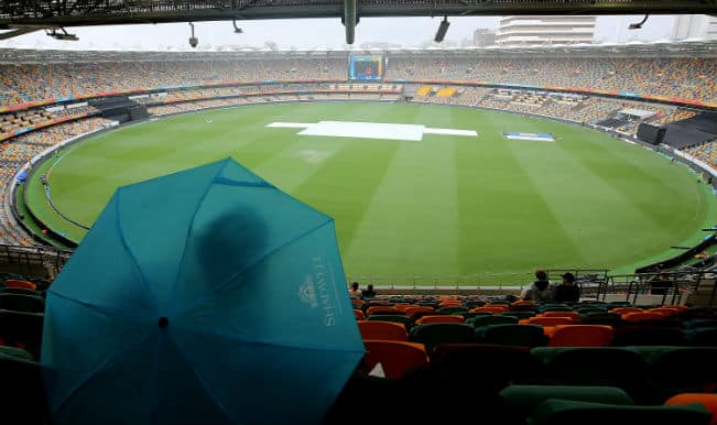 Bangladesh-Australia tie in ICC World Cup 2015 abandoned due to rain; teams share points
