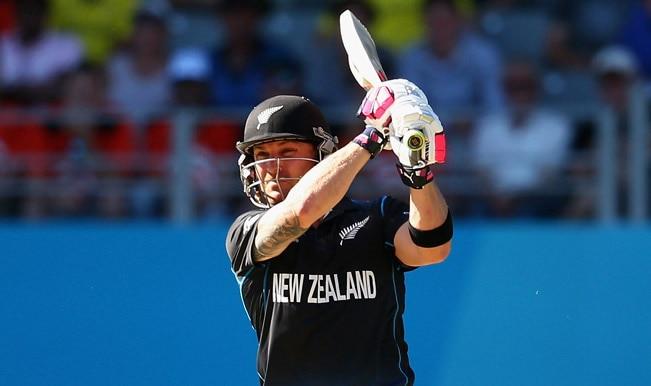 New Zealand vs Australia, ICC Cricket World Cup 2015: Brendon McCullum's blitz, Trent Boult's five wicket haul among Top 5 highlights of NZ vs AUS