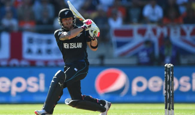 Live Cricket Score New Zealand vs Australia Ball by Ball Updates, ICC Cricket World Cup 2015 Match 20: NZ beat AUS by 1 wicket