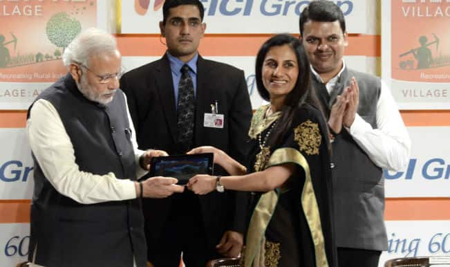 'Union Budget for fiscal 2016 is the Finance Minister's GIFT to nation', says ICICI Bank, MD & CEO Chanda Kochhar