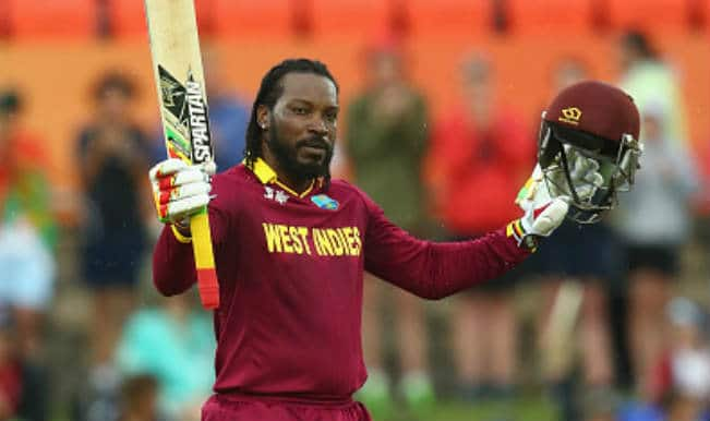 Chris Gayle smashes double century! West Indies vs Zimbabwe, ICC Cricket World Cup 2015: Watch Video Highlights of Gayle's 200