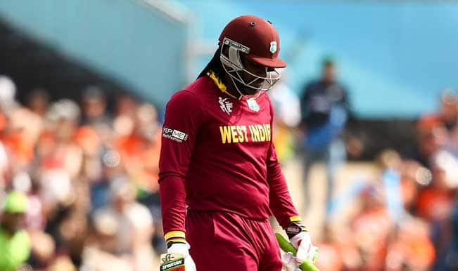 ICC Cricket World Cup 2015: Dave Cameron criticised for retweeting Chris Gayle retirement suggestion