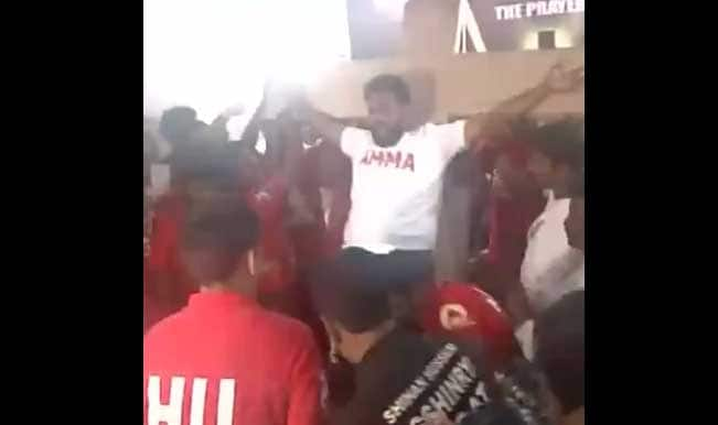 Insane! Man crucifies himself for Jayalalithaa (Watch horrific video)