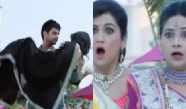 Meri Aashiqui Tum Se Hi: Ranveer takes Ishani in his arms for saat pheras!
