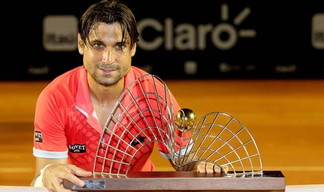Rio Open 2015: David Ferrer and Sara Errani win maiden titles