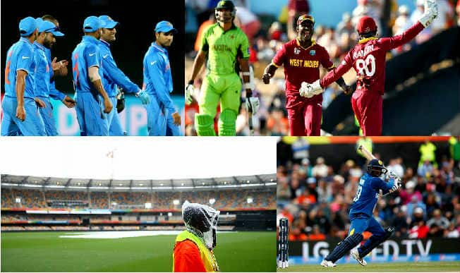 2015 Cricket World Cup Day 8: Highlights, Points Table and Schedule for upcoming matches of WC 2015