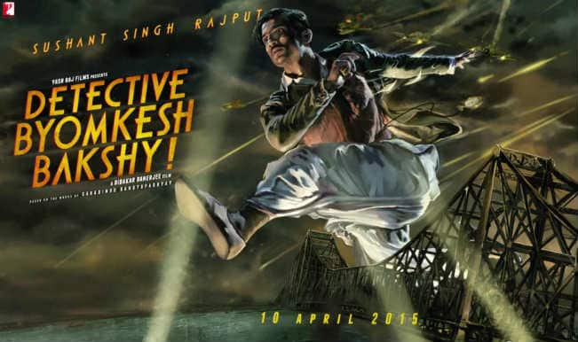 Sushant Singh Rajput starrer Detective Byomkesh Bakshy! team makes a documentary on Howrah Bridge
