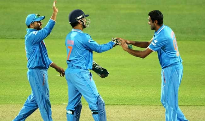 #IndvsUAE Cricket World Cup 2015: UAE 102 all-out – Watch video highlights