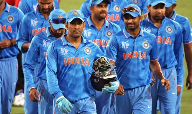 #IndvsUAE Cricket World Cup 2015: India demolishes more than half of UAE batting, UAE 54/6 in 20 overs – Watch video highlights