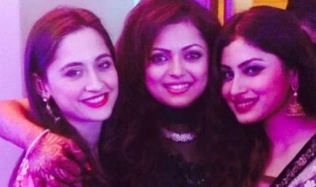 Drashti Dhami wedding: Sangeet ceremony pictures of the Madhubala TV star out!