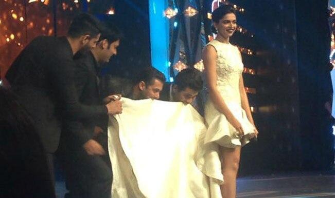 Filmfare Awards 2015 best moments watch video: Salman Khan, Kapil Sharma, Deepika Padukone, Varun Dhawan rock!