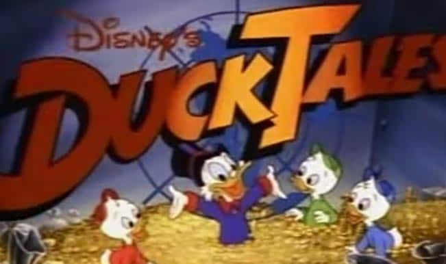Ducktales animated series will be back by Disney on television in 2017