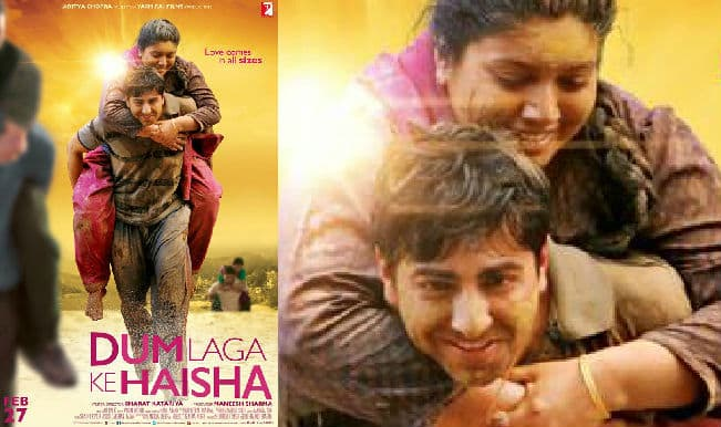 Ayushmann Khurrana's Dum Laga Ke Haisha release date is rescheduled thanks to Anushka Sharma
