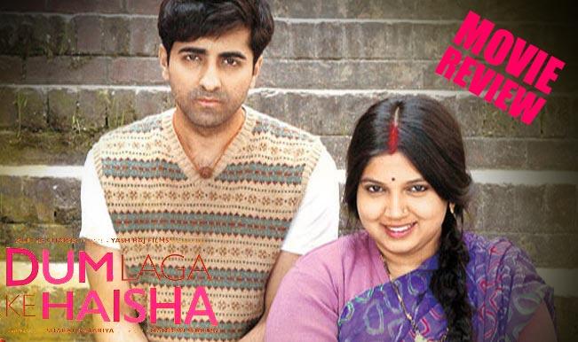 Dum Laga Ke Haisha Movie Review:  भूमि पेडणेकर की इस फिल्म को नहीं देखा तो क्या देखा