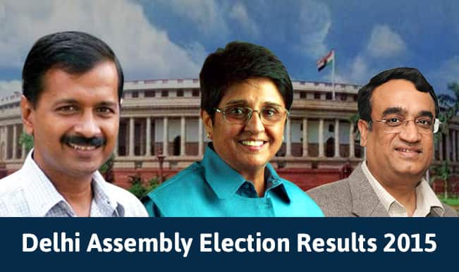 Delhi Assembly Elections 2015 Results: Live Telecast and Streaming from Aaj Tak of Delhi Poll Result