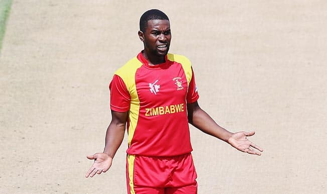 ICC Cricket World Cup 2015: Elton Chigumbura bemoans loss of wickets at a wrong time