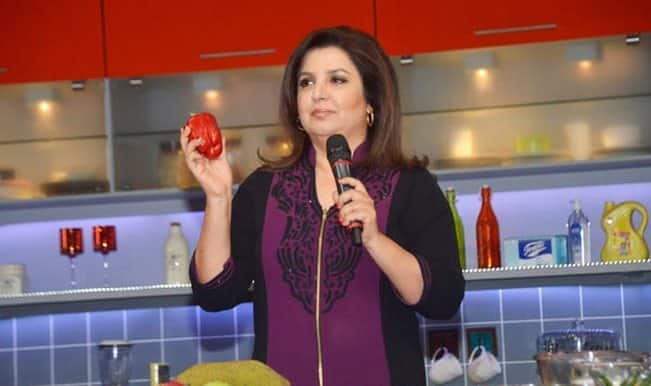 Farah Khan gives out women's secret!