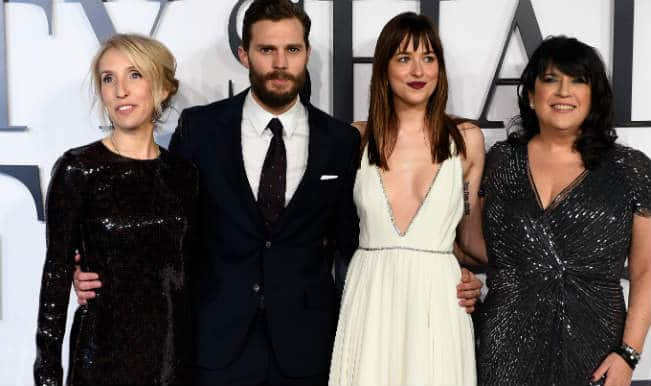 Fifty Shades of Grey author E L James to script film's sequel?